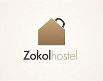 Zokol Hostel. Фирменный стиль