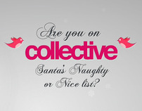 Collective 'Naughty or Nice' Twitter app