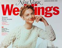 New York Magazine Weddings