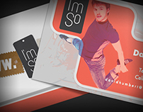 ImSo Corporate Stationary Design