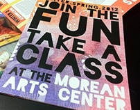 Join The Fun, Take A Class Educational Campaign