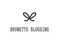 Brunette Blogging
