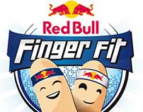 Red Bull Finger Fit mobile App