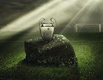 SKY, UEFA Champions League - Print