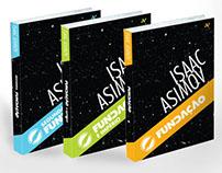 Livro| Trilogia Fundação, de Isaac Asimov