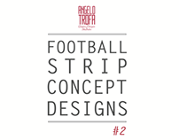 Football Kit Concepts #2