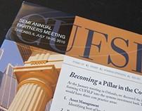 Newsletter - CUFSLP Conference