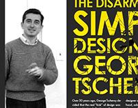 George Tscherny article
