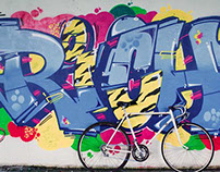 graffiti & video
