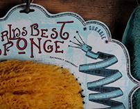 World's Greatest Sponge