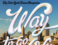 NY Times Magazine – Ohio Cover