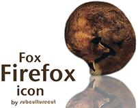 Fox Firefox Icon