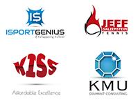 """Logos Collection """"IK"""""""