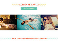Photographer Promo Card & Mailers