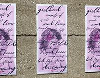 Girlhood / Shattered Typefaces