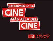 Experimenta el cine más allá del cine