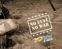 YoBykes - No fuel, no war.