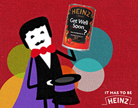 HEINZ - GET WELL SOUP
