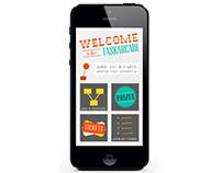 Taskarcade :: To-Do List App