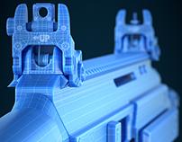 ACR Bushmaster - SDS modeling