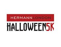 HL Halloween 5k Branding