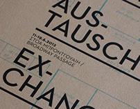 Ανταλλαγή / Austausch / Exchange