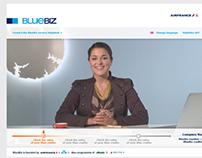 AirFrance KLM - BlueBiz Anna campaign