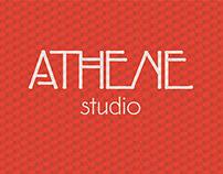 Logotype - Athene Studio