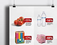 Consumerism poster (hidden text message)