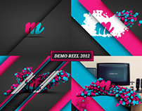 Demo Reel 2012.