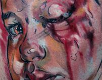 Battered Child tattoo