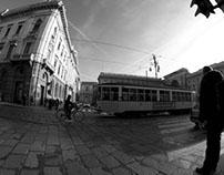 Milan on January