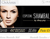 Click Joias - Email Marketing + Banner