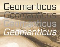 Geomanticus Font family