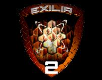 Logo de clan exilia2-Team