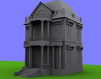VILLA (WITHOUT MATERIAL)