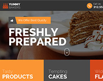 Product & Service Landing Page