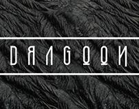 Dragoon Typeface