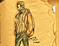 MensWear Collection Designed by Yoyo Han