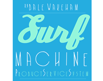Surf Machine - Surfboard Vending Machine