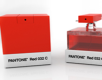 THE SCENT OF PANTONE®