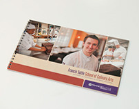 Francis Tuttle Culinary Sponsorship Brochure