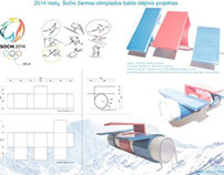Sochi Olimpyc 2014 Furniture