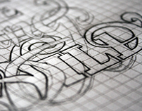 Hand Lettering - Free, Young & Wild