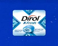 Advertising: Dirol X Fresh TVC