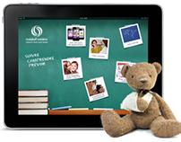 Malakoff Médéric iPad