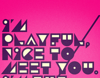 Playful™ Font