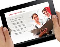 Johnson & Johnson iPad App