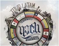Nach - ''Tour Latam'' (15/10/2012)