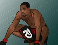 MMA Illustration...